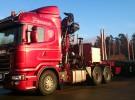 Ny Scania från Engströms