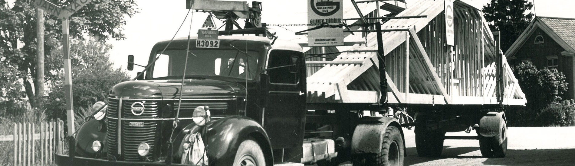 Transporter sedan 1946