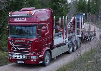 Scania R580 Biodiesel